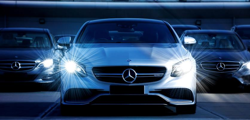 Mercedes leasing Bedfordshire